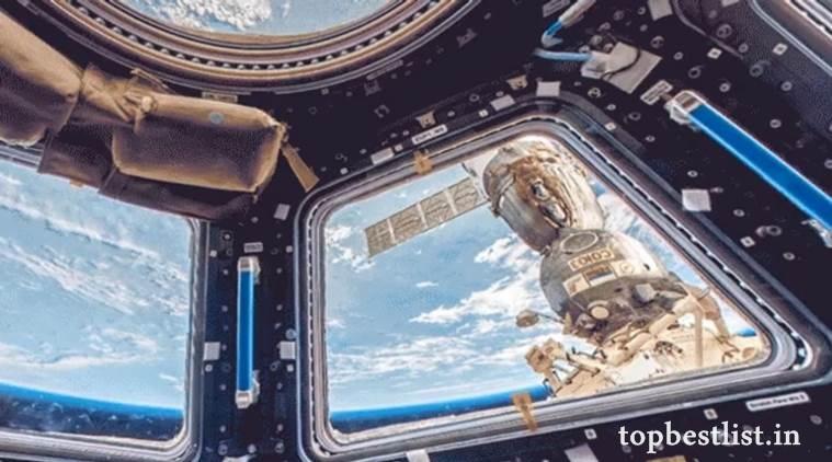latest technology news - ISS street view