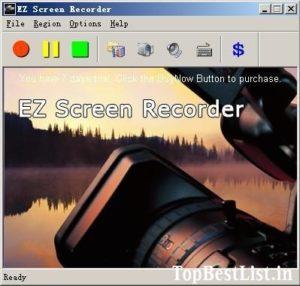 Free Download EZ Screen Recorder apk Android